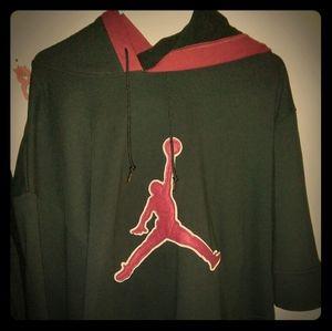 NWT Vintage Nike Air Jordan Hoodie XL 2005